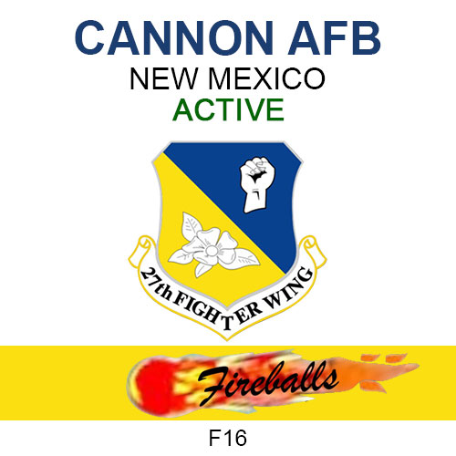 Cannon AFB