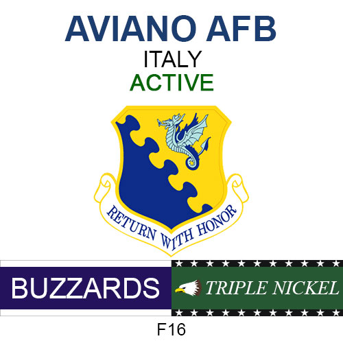 Aviano AFB