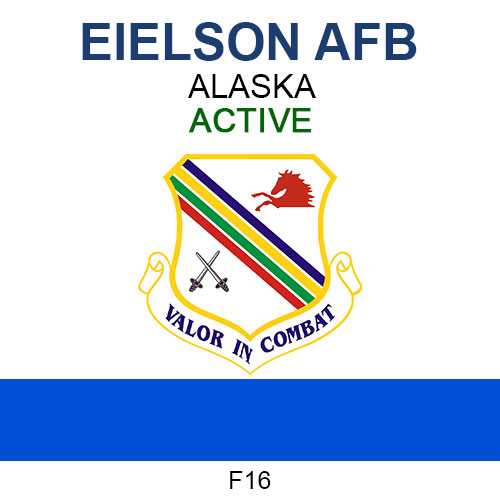 Eielson AFB ACTIVE