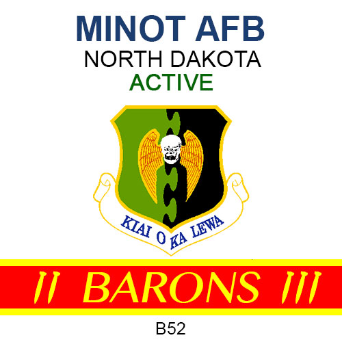 Minot AFB ACTIVE